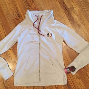 Florida State Seminoles zip up jacket